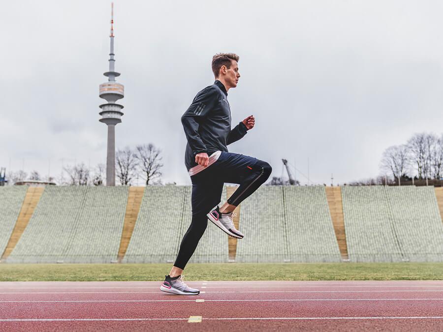 Die 5 besten Aufwärmübungen vor dem Laufen - Tipps vom Laufprofi Philipp Pflieger
