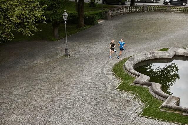 Laufen ist einfach und jeder kann damit anfangen ob beim Urban Running oder Trailrunning