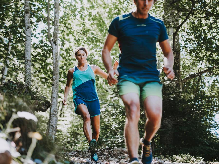 Trail Run vs Road Runner - Marathon Läufer auf Straßen vs Adventure Runners im Terrain