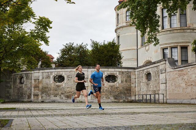 Urban Running in der Stadt kann in diesem Jahr eine gute Alternative zur Urlaubsplanung sein einfach laufen