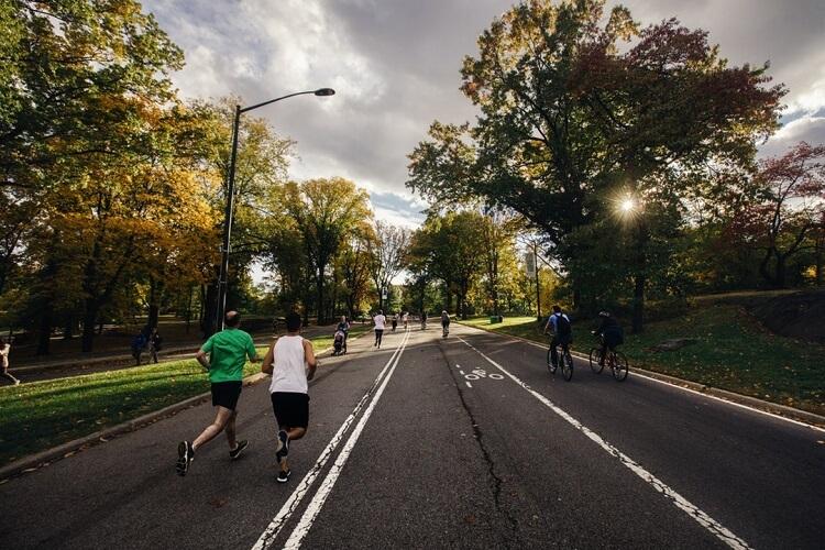 Urban Running vs. Trailrunning Laufen in der Gruppe Tipps
