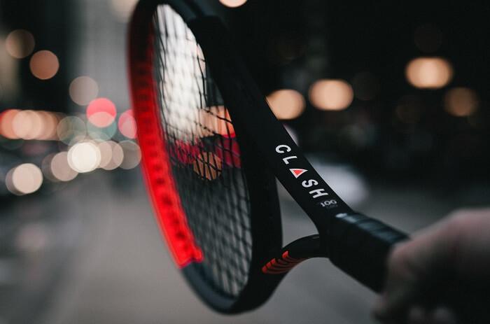 Wilson Clash Tennisschläger Tennis Racket Test 2019 Tour Viel Balance Kontrolle und Power