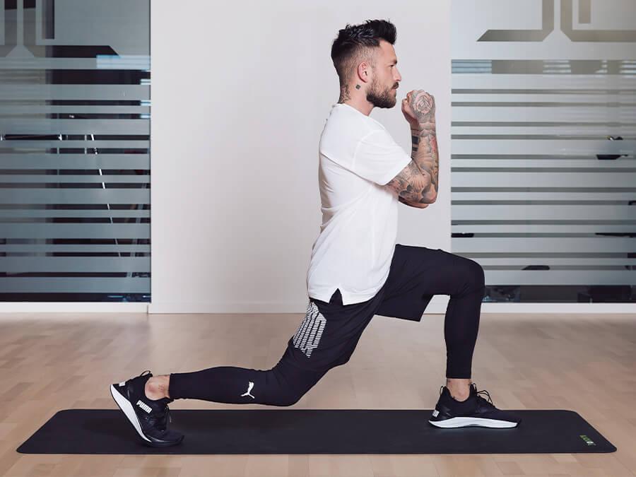 Krafttraining für Läufer - 7 Übungen für ein effektives Workout