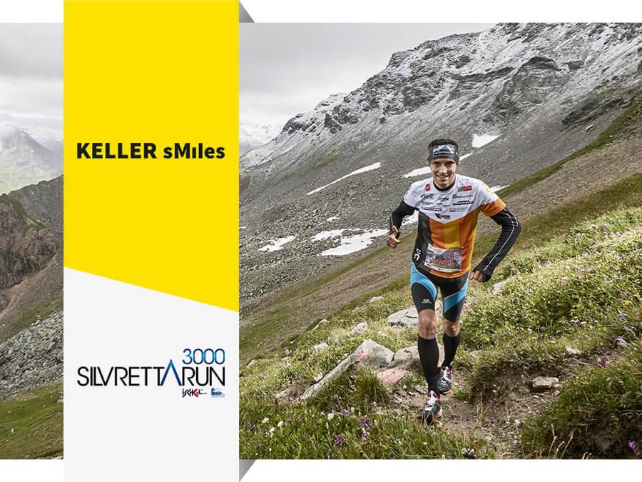 Mit Keller sMiles zum Silvrettarun 3000 in Ischgl / Galtür