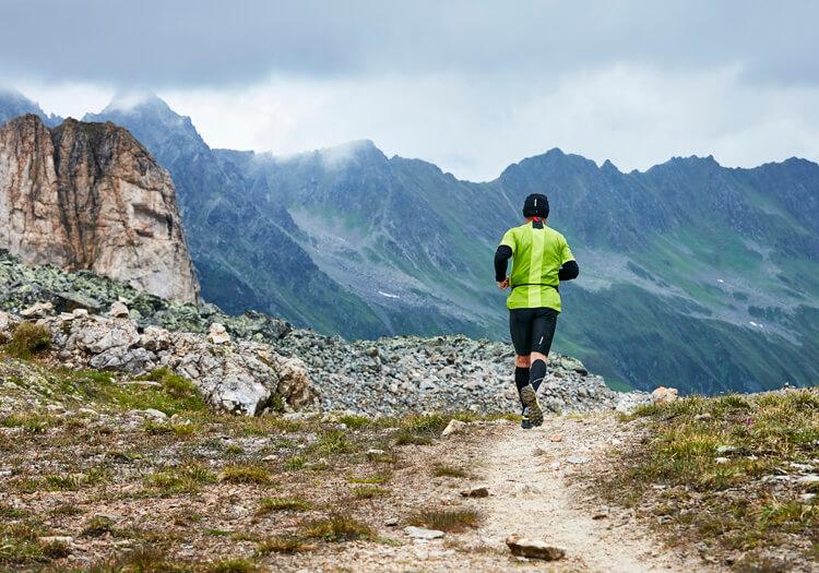 Silvrettarun 3000 Juli 2019 Trailrunning in Ischgl Paznaun Tirol Österreich Silvretta Gebirge