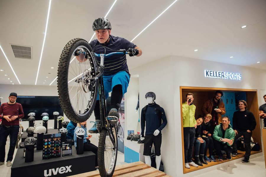 uvex urban bike 5