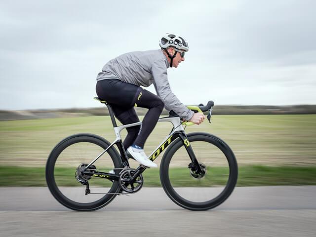 Fabian Wegmann Scott Bike Radsport Profi Sport Karriere