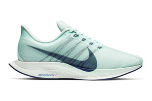 Nike Air Zoom Pegasus Turbo Damen Laufschuh (hell blau) 107,90 €