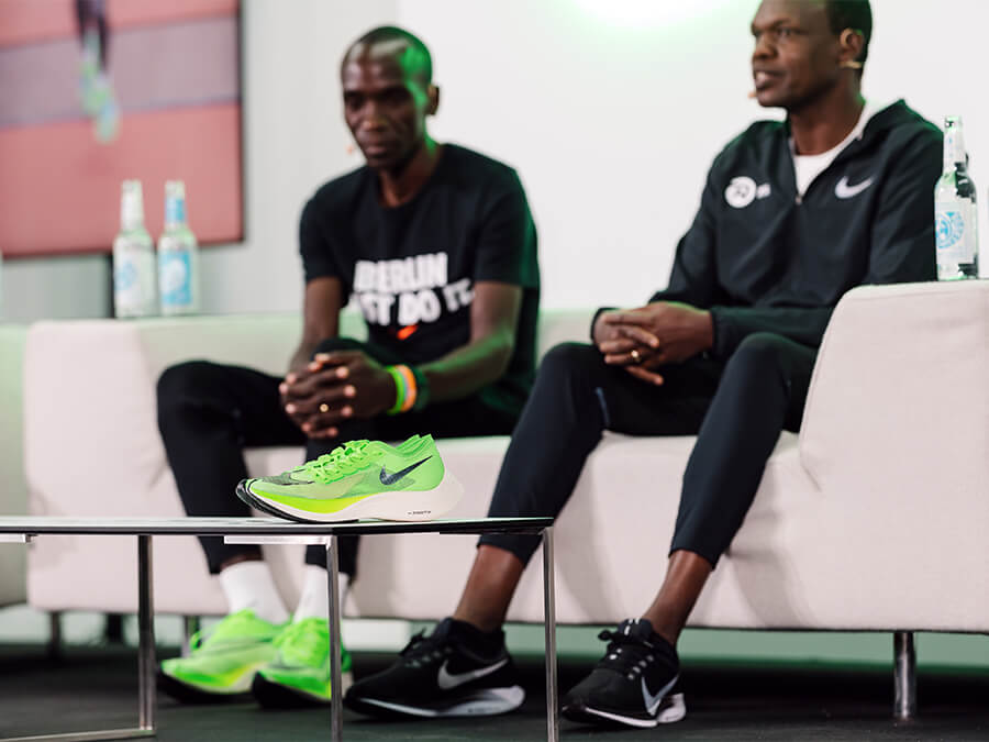 Nike Running Eliud Kipchoge
