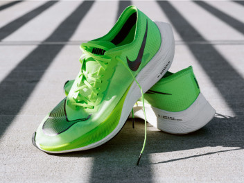 DER NIKE ZOOMX VAPORFLY NEXT% IM TEST - THE FUTURE OF RUNNING