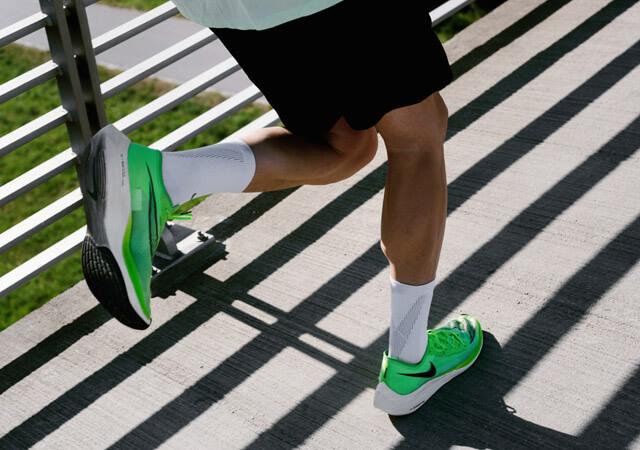Nike Zoom X Vaporfly NEXT%  Test Lauf 2019 wie läuft sich der neue Laufschuh im Vergleich zu seinem Vorgänger 2018