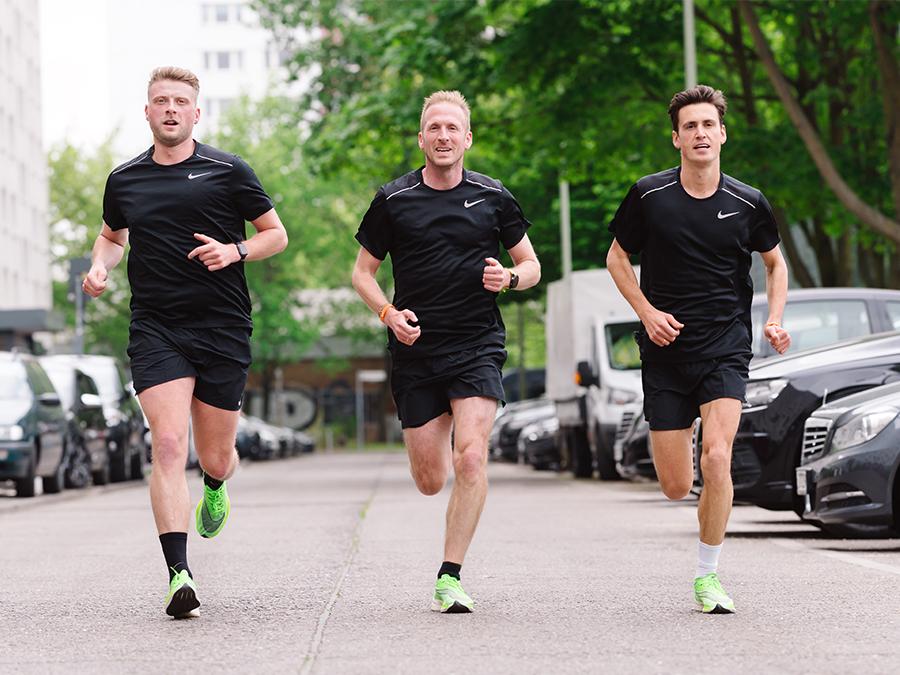 Nike ZoomX Vaporfly Next% Running Test