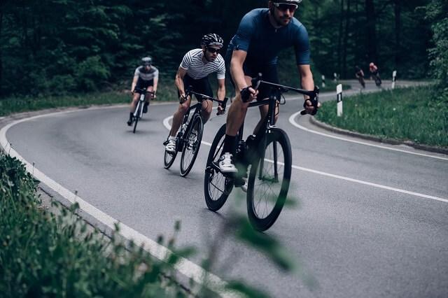 Radsport Wochen im Keller Sports Store mit Fabian Wegmann Scott und Castelli