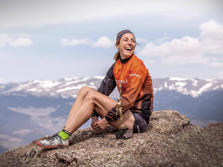 11 Fragen an Trailrunning-Profi Ragna Debats