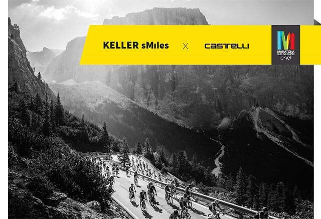 Roadbike Castelli Keller sMiles Maratona dles Dolomites Alta Badia Radsport Bike Fabian Wegmann
