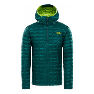 The North Face - ThermoBall Pro Herren Isolationsjacke (grün)