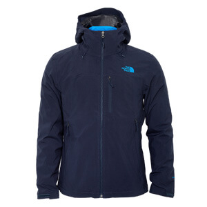The North Face - ThermoBall Triclimate Herren Outdoorjacke (blau)
