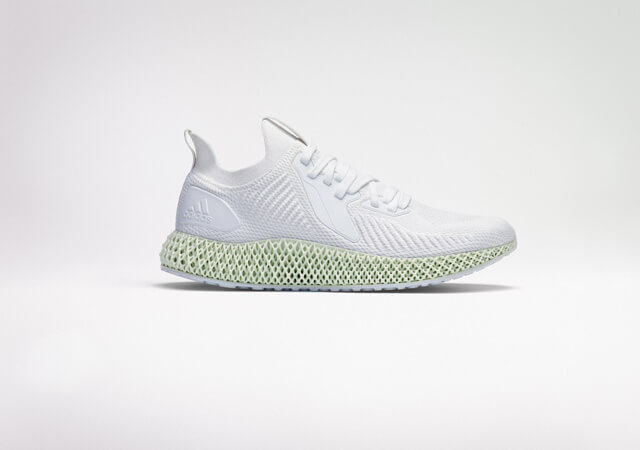 adidas AlphaEdge 4D white carbon CG5526 new Relaunch running sneakers