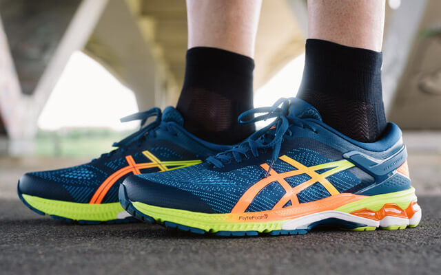DER NEUE ASICS GEL KAYANO 26 IM TEST - Keller Sports Guide - Premium ...