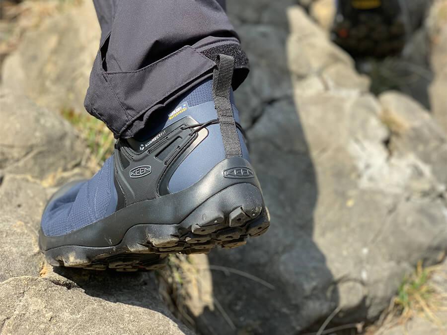 Keen Venture Hikingschuh Sohle