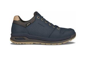LOWA Locarno GTX LO Herren Hikingschuh (dunkelblau) 129,90 €