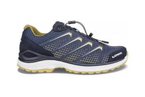 LOWA Maddox GTX Low Herren Hikingschuh (blau gelb) 159,90 €