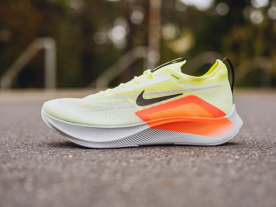 Der Nike Zoom Fly 4 im Test