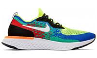 Nike Epic React Flyknit Herren Laufschuh (bunt) 149,90 €