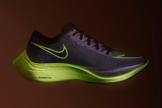 Nike Vaporfly NEXT% Laufschuhe im neuen Farbweg 2020