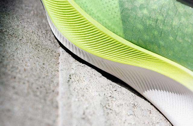 Nike Zoom Fly 3 Running Schuhe im Test 2019 geschwungene React Zwischensohle