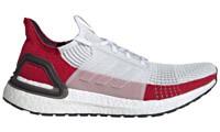 adidas Ultraboost 19 Herren Laufschuh (weiß rot) 161,90 €