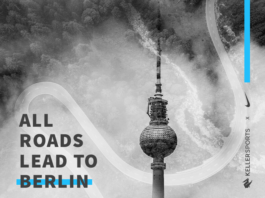All Roads lead to Berlin – das Keller Sports Running Team