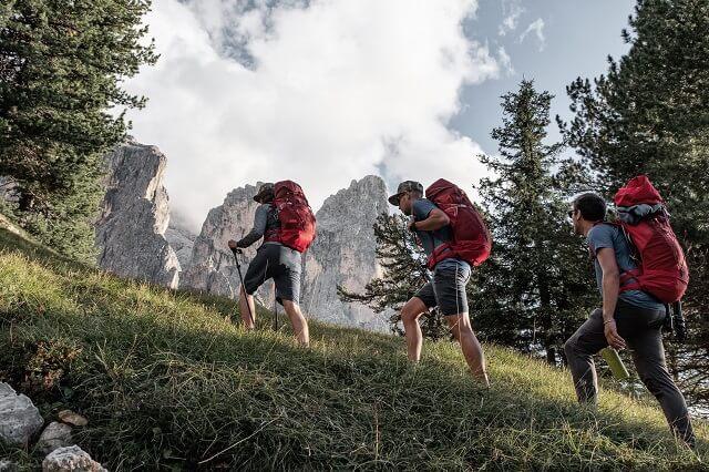 Alta Via Dolomiten Wanderung in Italien über 8 Tage mit Salewa