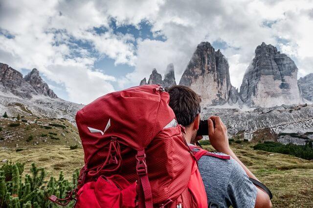 Alta Via Outdoor Tour Wandern in Italien Dolomiten