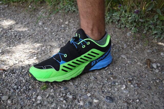 Die Dynafit Alpine Pro Outdoor Laufschuhe für Herren und Damen bei Keller Sports