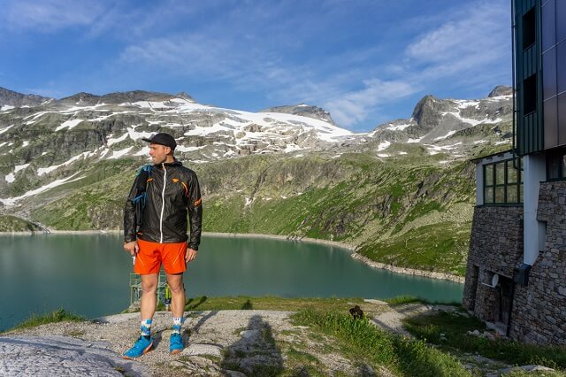 Großglockner Ultra-Trail by Dynafit mit Keller Sports Pro Jan