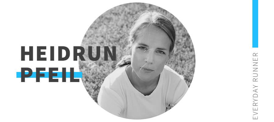 Heidrun Pfeil Everyday Runner Berlin Marathon