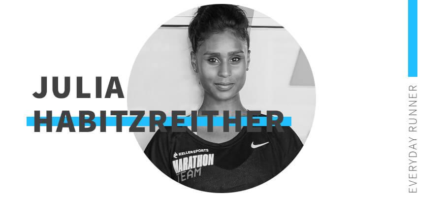 Julia Habitzreither Everyday Runner Berlin Marathon
