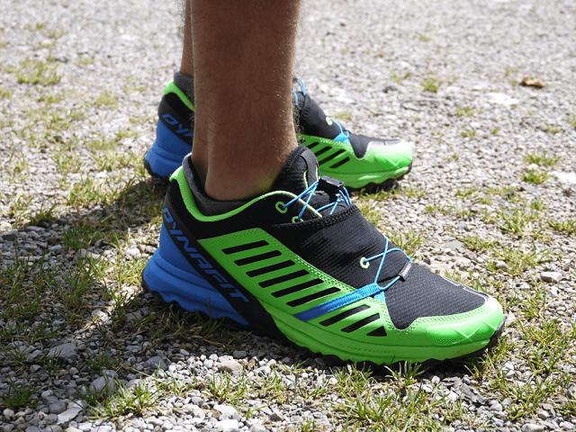 Keller Sports Pro Thomas testet die Dynafit Alpine Pro Trailrunning Outdoor Laufschuhe für Damen und Herren