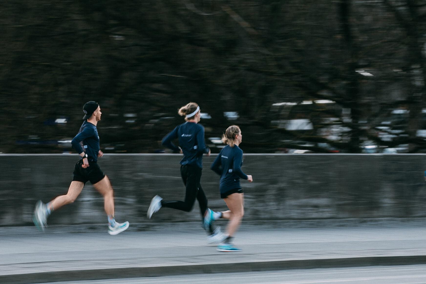 Marathonvorbereitung