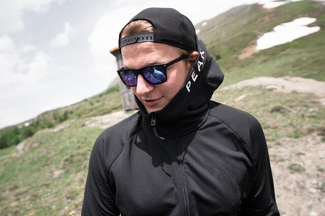 Peak Performance Rider Midlayer Softshell Jacken Marken Outdoor Bekleidung im Touren Test 2019