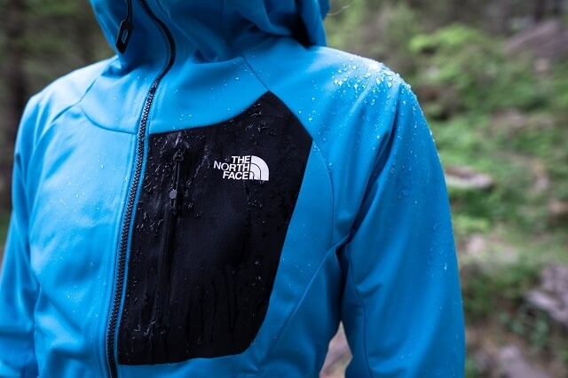 The North Face Impendor WindWall Softshelljacke im Outdoor Test 2019