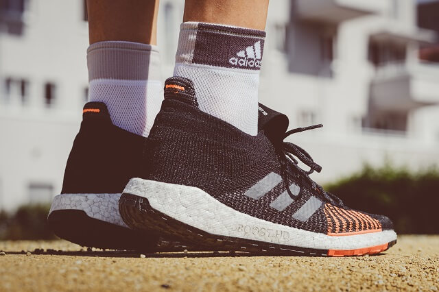 adidas Pulseboost HD running shoes for men and women