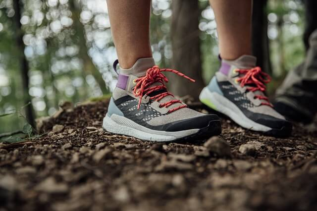 adidas Terrex Free Hiker Wanderschuh für Herren und Damen