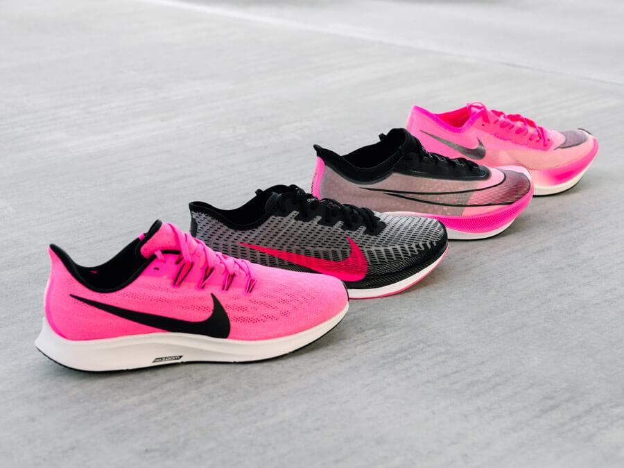 Nike Marathon Pack – Die besten Schuhe für jeden Lauf
