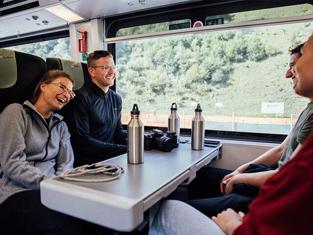 Interrail Tour