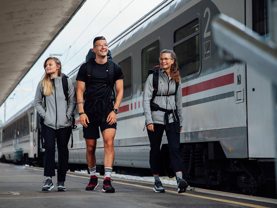 Mit adidas TERREX und Interrail unterwegs nach Slowenien - ein Erfahrungsbericht