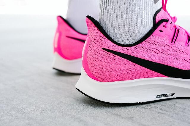 Nike Air Zoom Pegasus 36 aus dem Marathon Laufschuhe Pack 2019