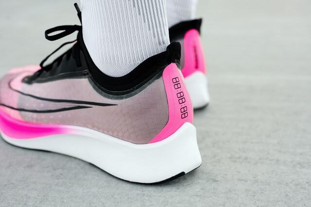 Nike Zoom Fly 3 Laufschuhe aus dem Marathon Pack 2019 Laufen