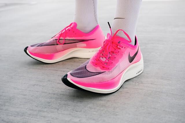 Nike ZoomX Vaporfly NEXT% Laufschuh aus dem Marathon Pack 2019